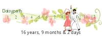 Daisypath Yıldönümü Şeritler